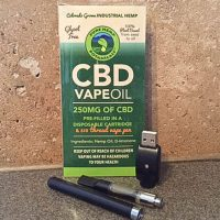CBD Vape Pen + Cartridge